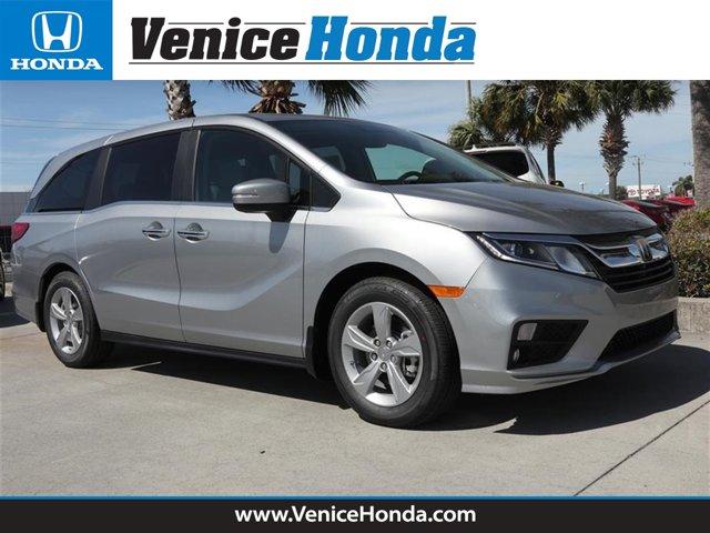 New 2020 Honda Odyssey in Venice, FL