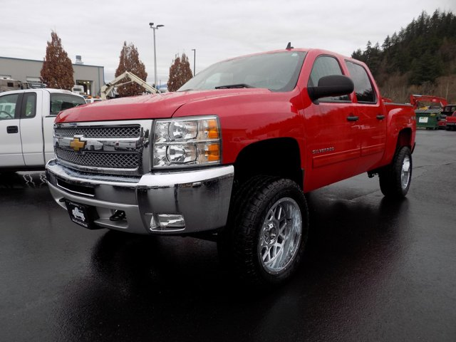 Used 2012 Chevrolet Silverado 1500 in Burlington, WA