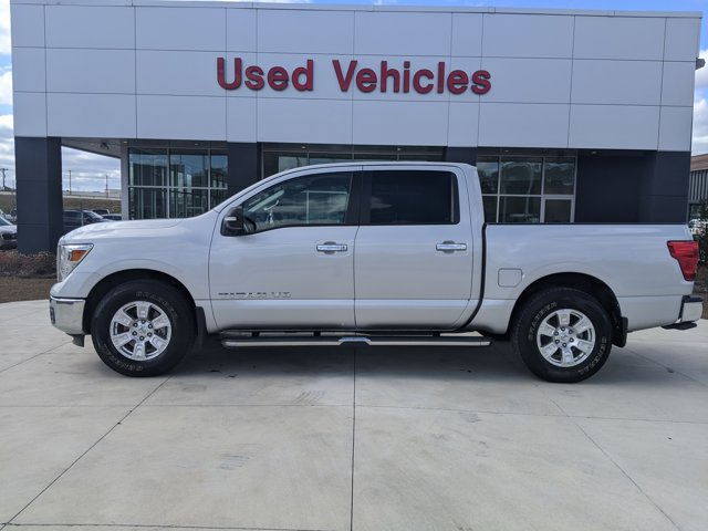 Used 2019 Nissan Titan in Denham Springs , LA