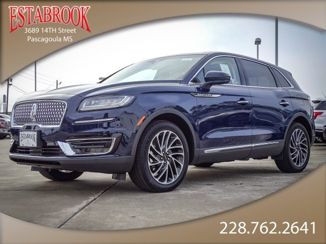 New 2019 Lincoln Nautilus in Pascagoula, MS
