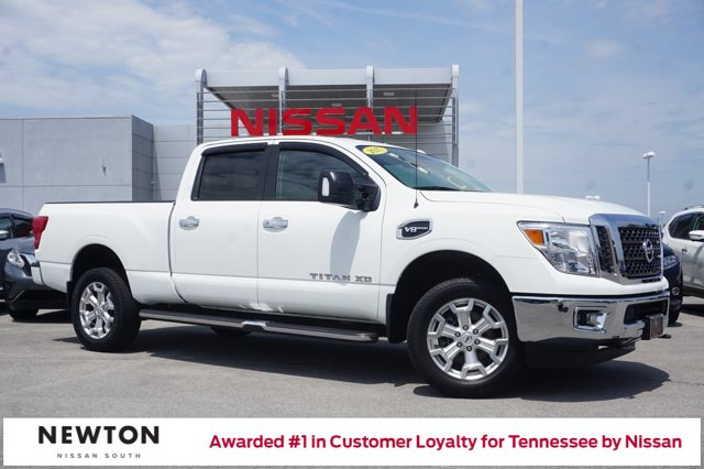 Used 2017 Nissan Titan XD in Shelbyville, TN