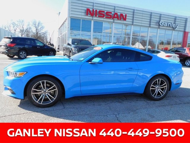 Used 2017 Ford Mustang in Mayfield Heights, OH