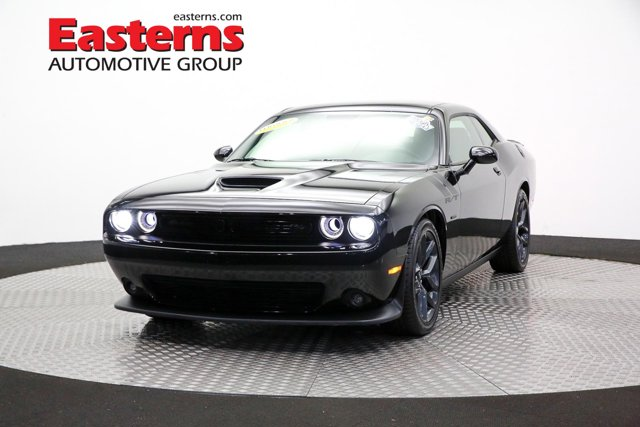 2019 Dodge Challenger R/T Blacktop 2dr Car
