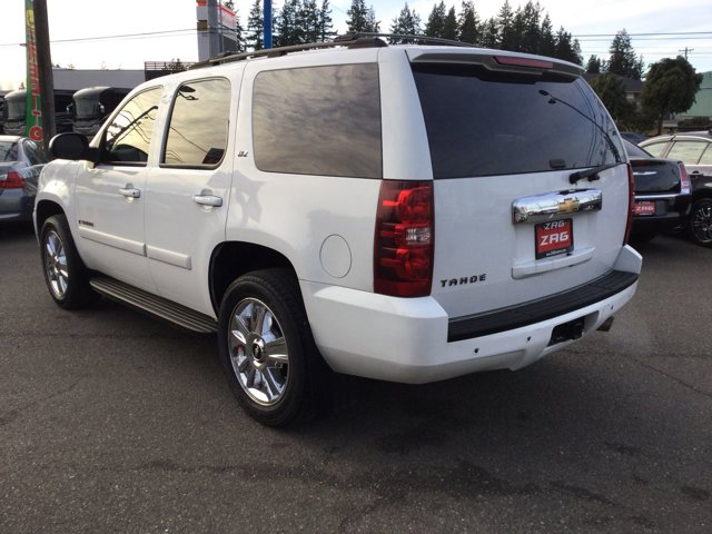 Used 2007 Chevrolet Tahoe 4WD 4dr 1500 LTZ