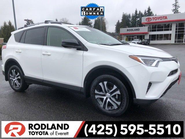 Used 2017 Toyota RAV4 in Everett, WA