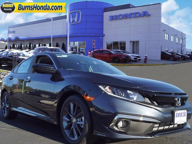 New 2020 Honda Civic Sedan in Marlton, NJ