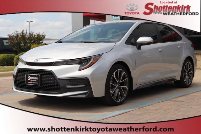 New 2020 Toyota Corolla in Granbury, TX