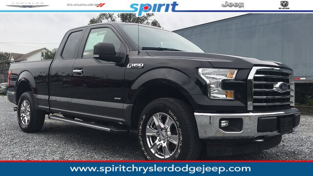 Used 2017 Ford F-150 in Swedesboro, NJ