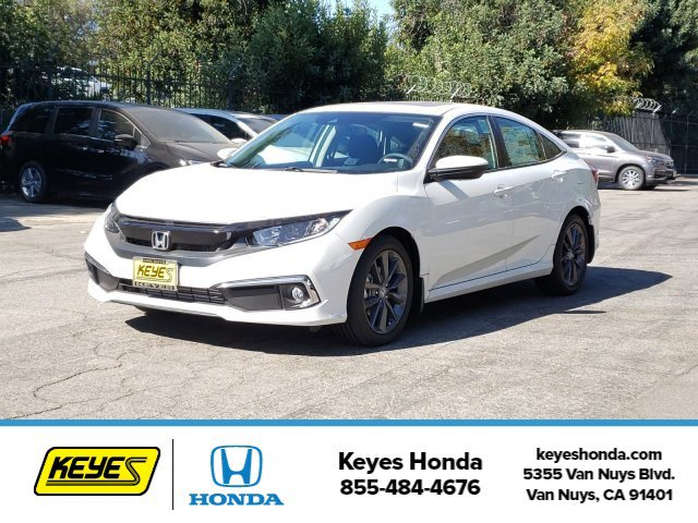 New 2020 Honda Civic Sedan in  Van Nuys, CA
