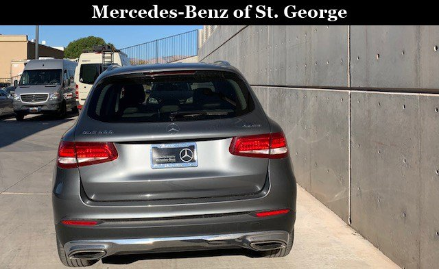 Used 2017 Mercedes-Benz GLC GLC 300
