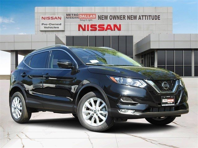 2020 Nissan Rogue Sport SV FWD SV Regular Unleaded I-4 2.0 L/122 [8]