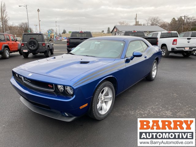 Used 2009 Dodge Challenger 2dr Cpe R-T