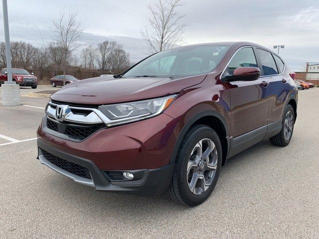 Used 2017 Honda CR-V in Fishers, IN