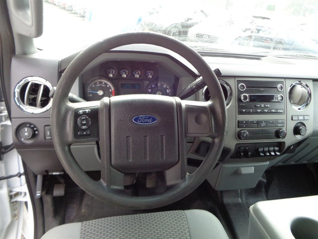 Used 2012 Ford Super Duty F-350 SRW 4WD Crew Cab 172 XLT