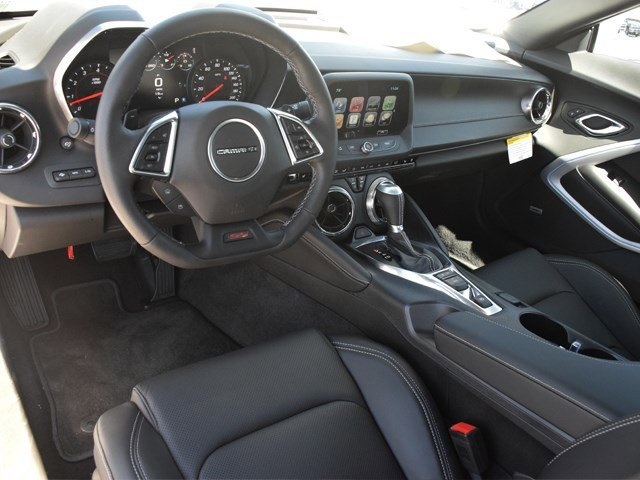New 2016 Chevrolet Camaro 2dr Conv SS w-2SS