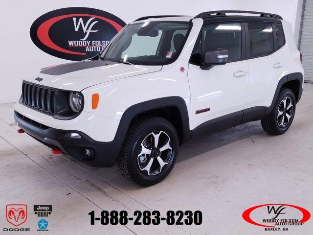 New 2019 Jeep Renegade in Baxley, GA