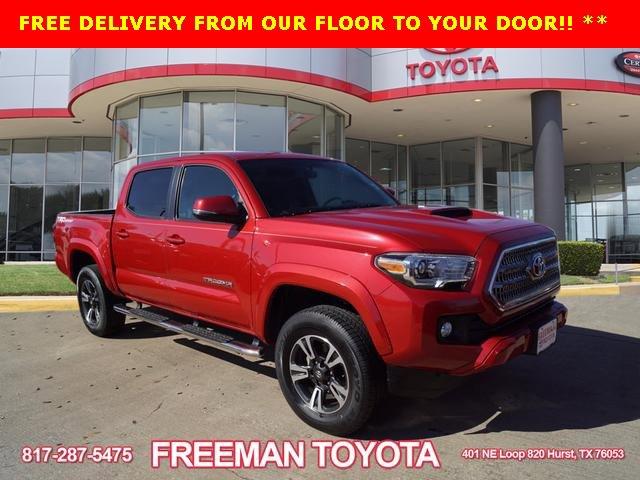 Used 2017 Toyota Tacoma in Hurst, TX