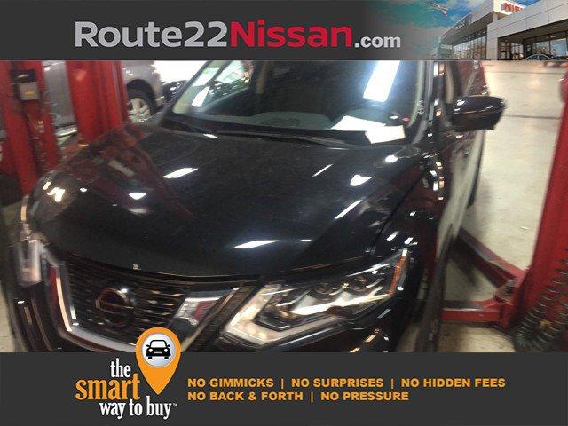 2018 Nissan Rogue SL AWD SL Regular Unleaded I-4 2.5 L/152 [15]