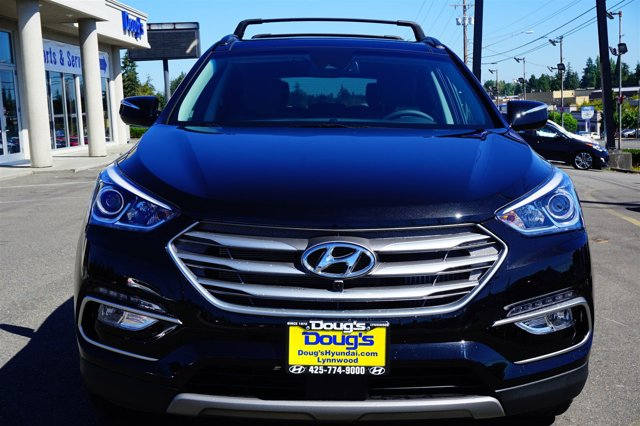 New 2017 Hyundai Santa Fe Sport 2.0T Ultimate Automatic AWD