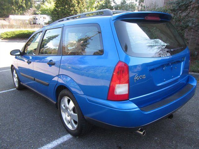 Used 2001 Ford Focus 4dr Wgn SE