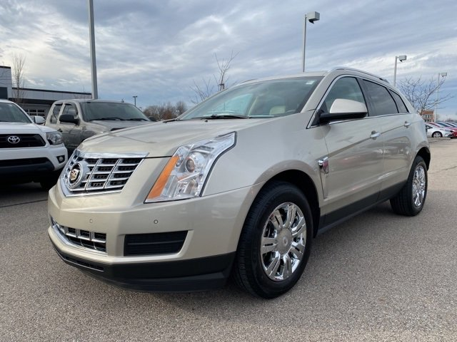 Used 2015 Cadillac SRX in Fishers, IN