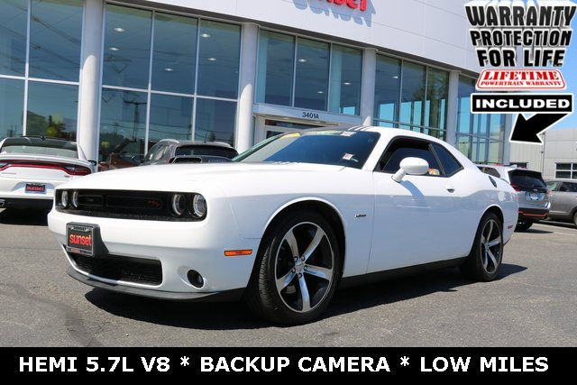 Used 2015 Dodge Challenger in Sumner, WA