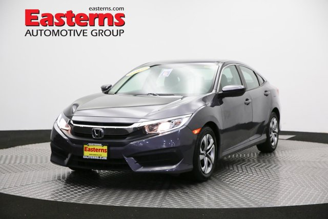 2017 Honda Civic LX 4dr Car