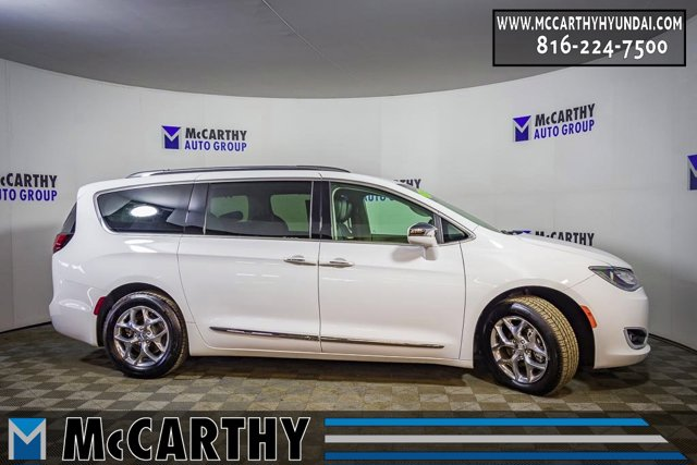 Used 2018 Chrysler Pacifica in Blue Springs, MO