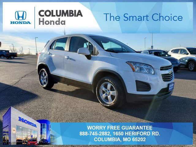 Used 2016 Chevrolet Trax in Columbia, MO