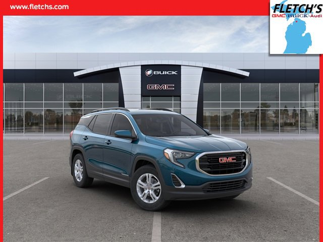New 2019 GMC Terrain in Petoskey, MI