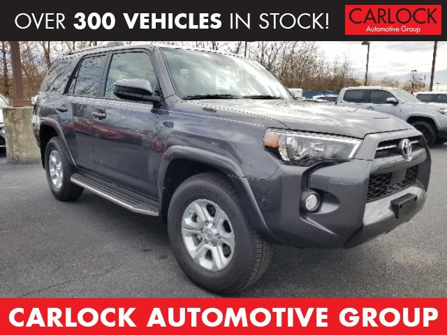 New 2020 Toyota 4Runner in Saltillo, MS