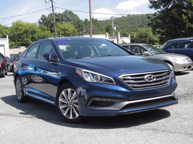 New 2017 Hyundai Sonata in Emmaus, PA