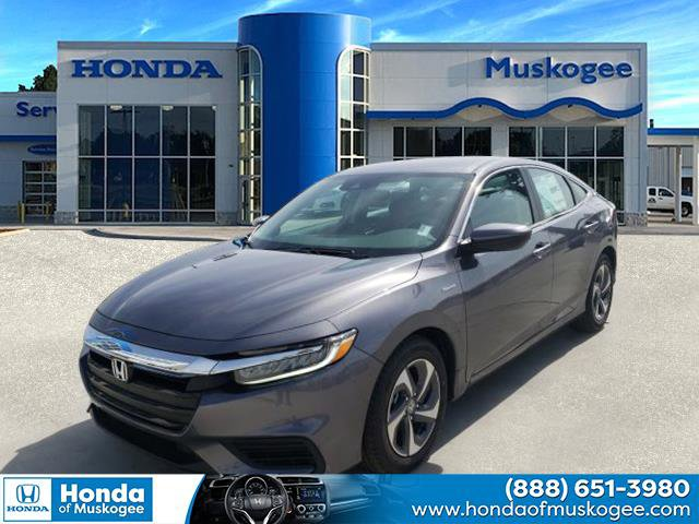 New 2019 Honda Insight in Muskogee, OK