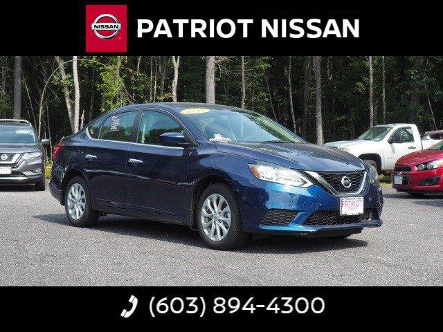 Used 2019 Nissan Sentra in Salem, NH