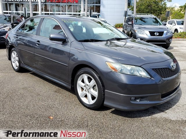Used 2008 Toyota Camry in Pompano Beach, FL