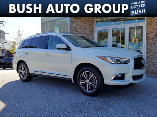 2017 INFINITI QX60 drivers assist navigation AWD Premium Unleaded V-6 3.5 L/213 [0]