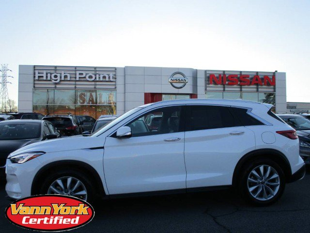 Used 2019 INFINITI QX50 in High Point, NC