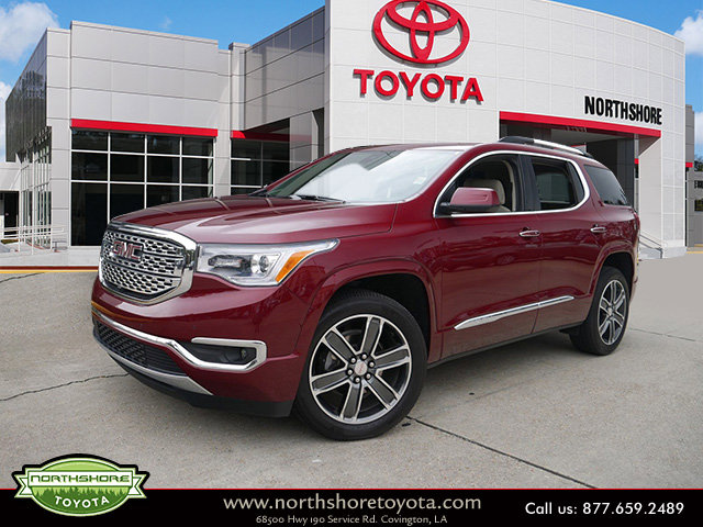 Used 2018 GMC Acadia in Covington, LA