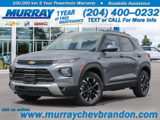 2021 Chevrolet Trailblazer LT AWD 4dr LT Gas I3 1.3L/ [4]