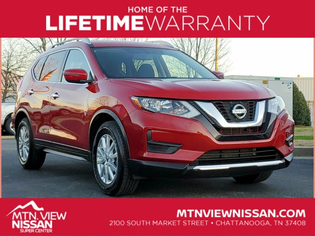 Used 2017 Nissan Rogue in Chattanooga, TN