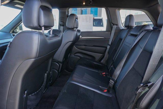 Used 2017 Jeep Grand Cherokee Altitude 4x4