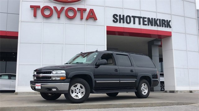 Used 2004 Chevrolet Suburban in Quincy, IL
