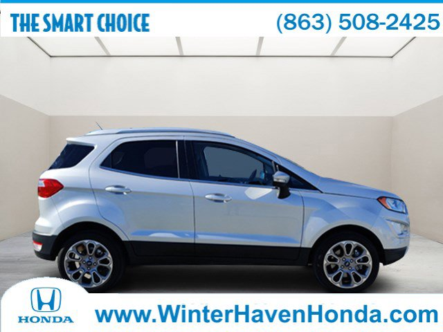 Used 2018 Ford EcoSport in Winter Haven, FL