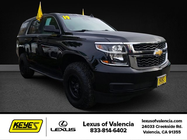 Used 2019 Chevrolet Tahoe w/Navigation in , CA