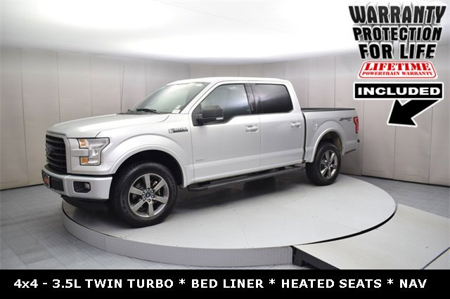 Used 2016 Ford F-150 in Sumner, WA