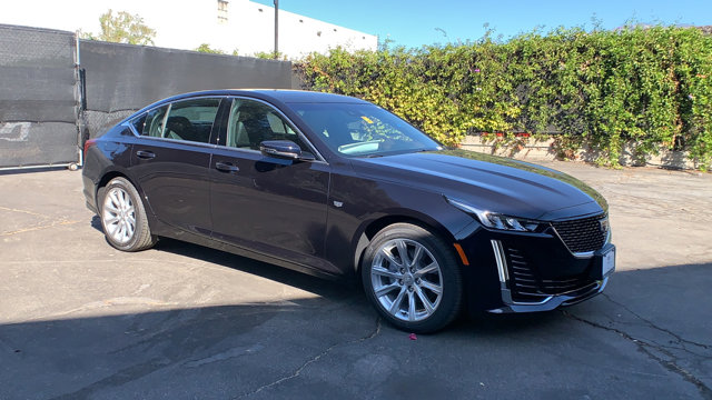 2020 Cadillac CT5 Luxury 4dr Sdn Luxury Turbocharged Gas I4 2.0L/ [12]