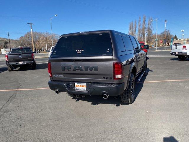Used 2017 Ram 1500 Rebel 4x4 Crew Cab 5'7 Box