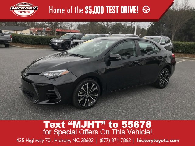 Used 2017 Toyota Corolla in Hickory, NC