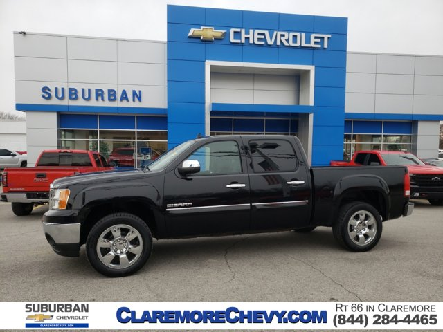 Used 2010 GMC Sierra 1500 in Claremore, OK