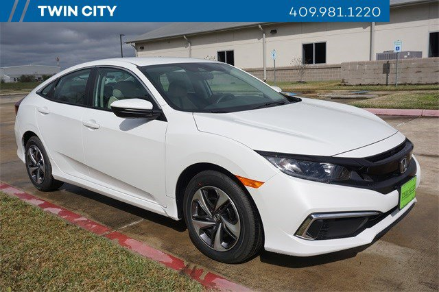New 2020 Honda Civic Sedan in Port Arthur, TX